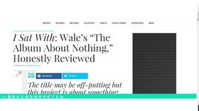 Waletanreviewgrungecake article