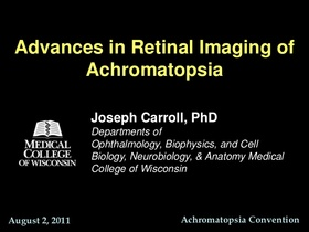 Dr carroll advances in retinal imaging of achromatopsia 1 728 article