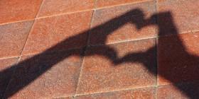 O heart shadow facebook article