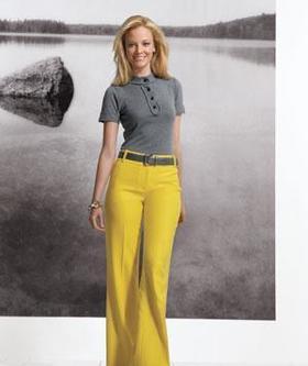 Yellow pants 300 article