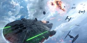 Landscape star wars battlefront   fighter squadron   millennium falcon   final for release article