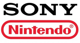 Sony nintendo logo article