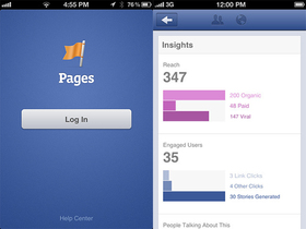 Facebook page manager article