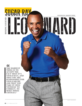 Sugar ray leonard   thrive issue 4 article