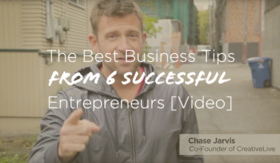 Best business tips and advice video from successful entrepreneurs 620x362 article