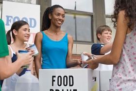 Food bank article