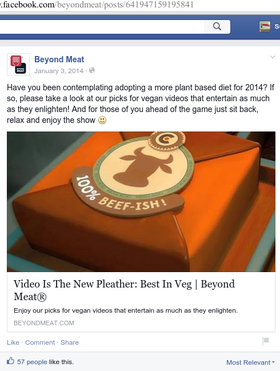 Bm facebook best in veg article article