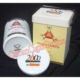 Montecristo millennium reserve ceramic jar 456 350x350 article
