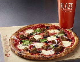Blaze pizza byo cup 1 article