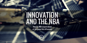 Innovation and the nba article