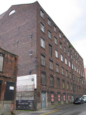 1626518 islington mill wikipedia entry article