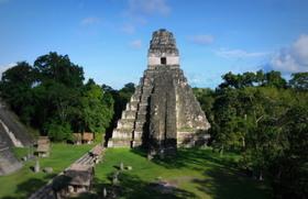 Guatemala tikal gaiapassarelli article