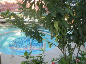 Caribbean grove caribbean pool is a pretty picture credit melanie reffes article
