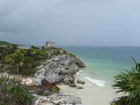 Tulum ruins plus beach article