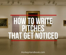How to write pitches that get noticed horkeyhandbook 300x251 article