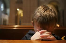 Kid pray article
