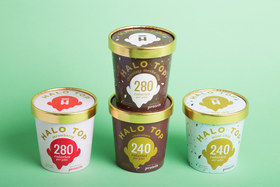 Ice cream diet halo top article