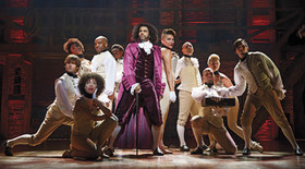 Daveed diggs as thomas jefferson and the ensemble of hamilton 2015 billboard 510 470x260 article