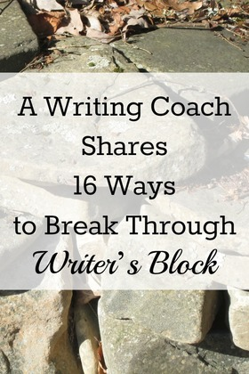 A writing coach shares 16 ways to break through writer%e2%80%99s block beyond your blog guest post by estelle erasmus article