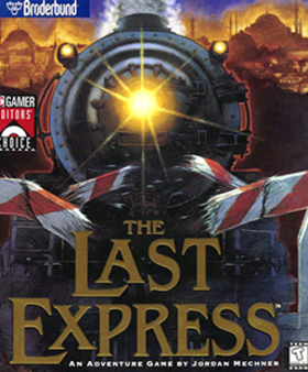 The last express coverart article