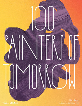 Dam images daily 2014 10 100 painters book 100 painters of tomorrow 01 book cover article