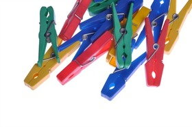 Clothes pegs article