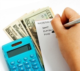 Calculating the household budget article
