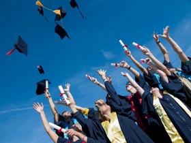High school graduation article