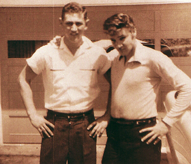Guy harris and elvis presley article