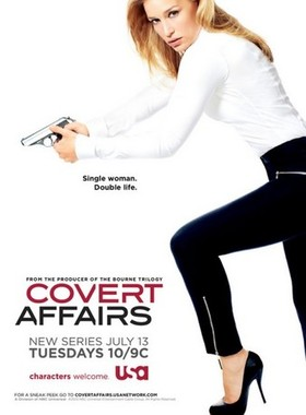 Usas covert affairs article