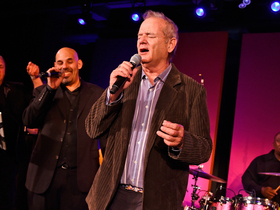 Bill murray rock the kasbah party article