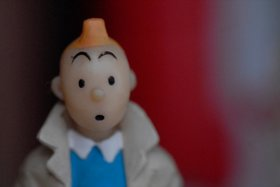 Tintin article