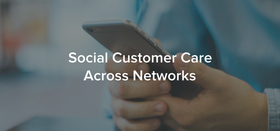 Social customer care across networks.001 1 article