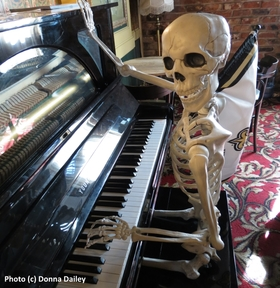 New orleans hotel dauphine orleans may baileys place piano skeleton article