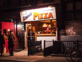 Scarrs pizza open article