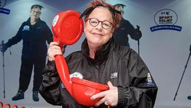 Jo brand is the latest voice of the speaking clock 136403434109303901 160120112416 article