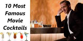 10 most famous movie cocktails blog image article