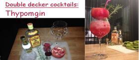 Double decker cocktail thypomgin blog image 0 article