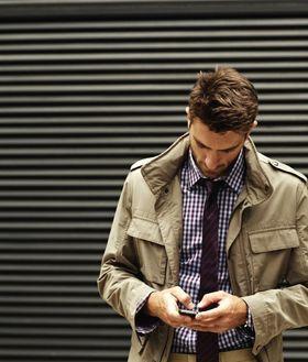 Tie no jacket article
