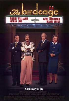 The birdcage movie poster 1996 1020193390 article