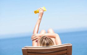 Sunscreen fertility article