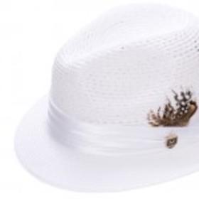 Montique hat h 24 men hat white s article