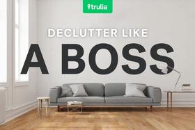 Declutter like a boss hero article