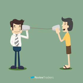 Voice of the customer review trackers article