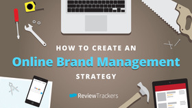 How to create online brand management strategy article