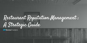 Restaurant reputation management article