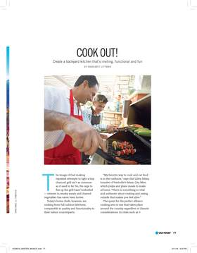 Home outdoor kitchens page 2 article