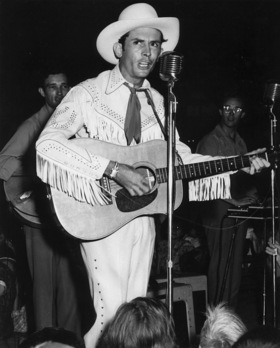 Hank williams article