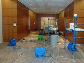 Los angeles water damage company article