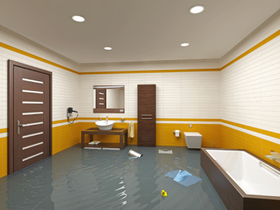 Water damage restoration in los angeles article